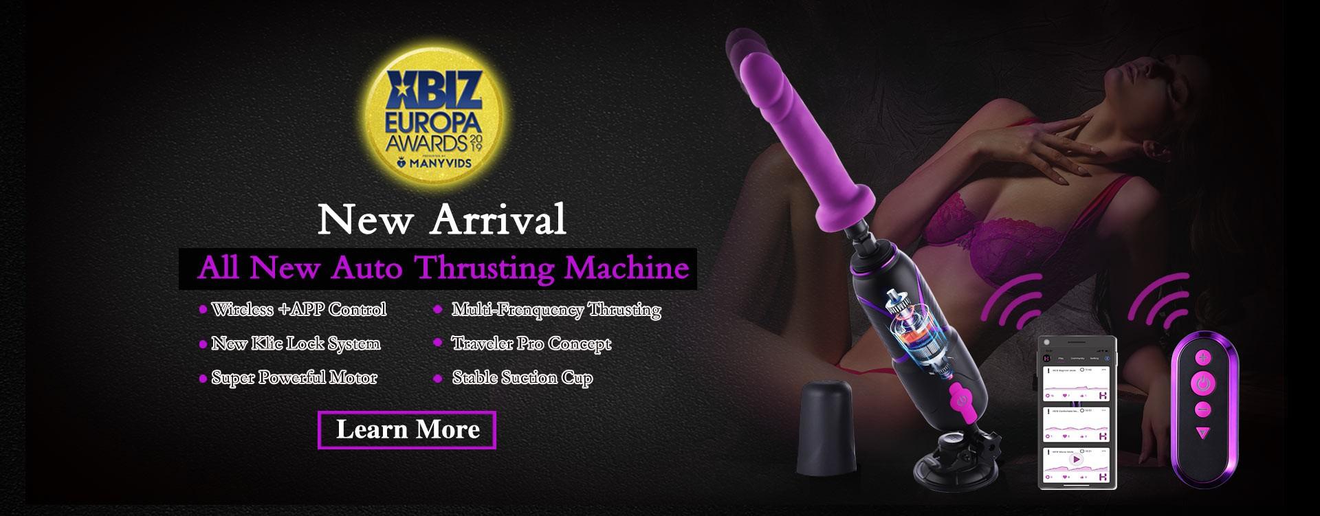 Hismith Pro Traveler Sex Machine